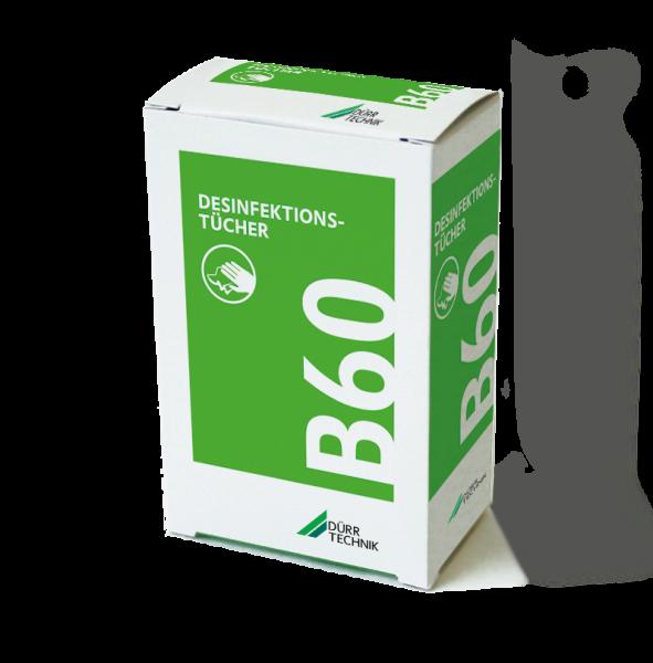 B 60 Desinfektionstücher