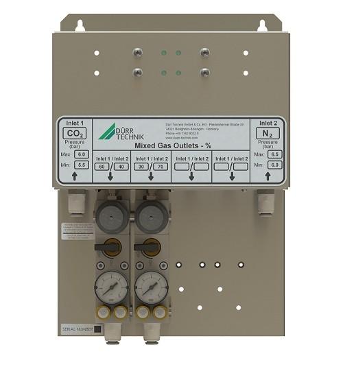 Gasmischer für Stickstoffgenerator Nitrobeer